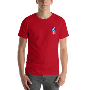 PERU Travellers Logo....Short-Sleeve...... Unisex..... T-Shirt