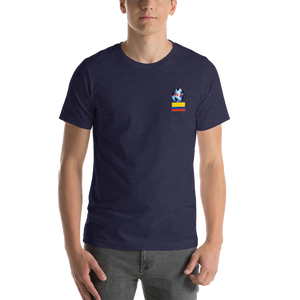 COLUMBIA Travellers Logo....Short-Sleeve..... Unisex.... T-Shirt