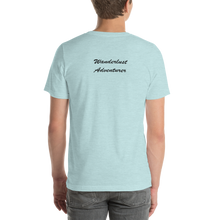 Wanderlust Adventurer ....Short-Sleeve Unisex T-Shirt