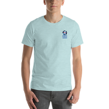 GREECE Travellers Logo....Short-Sleeve..... Unisex.... T-Shirt