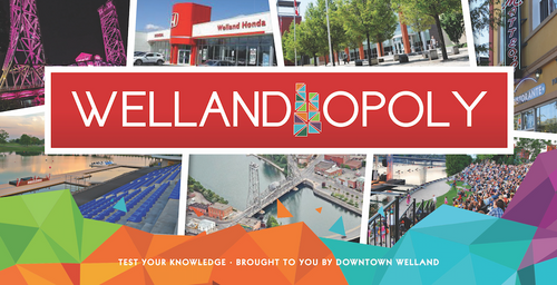 Welland-opoly (PICK UP ONLY)