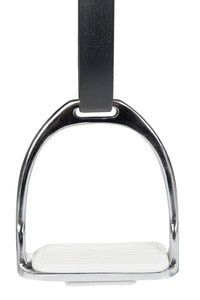 Stirrups made of nickel-plated iron 1 pair