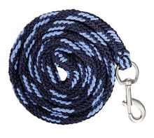 Head collar & lead rope (180 cm) and snap hook -St