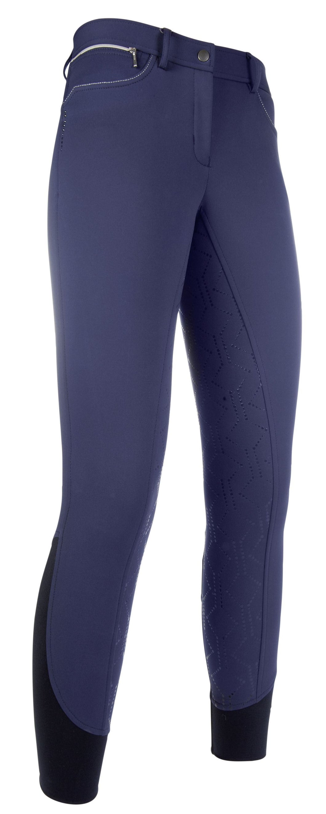 Softshell riding breeches -Style- silicone full se