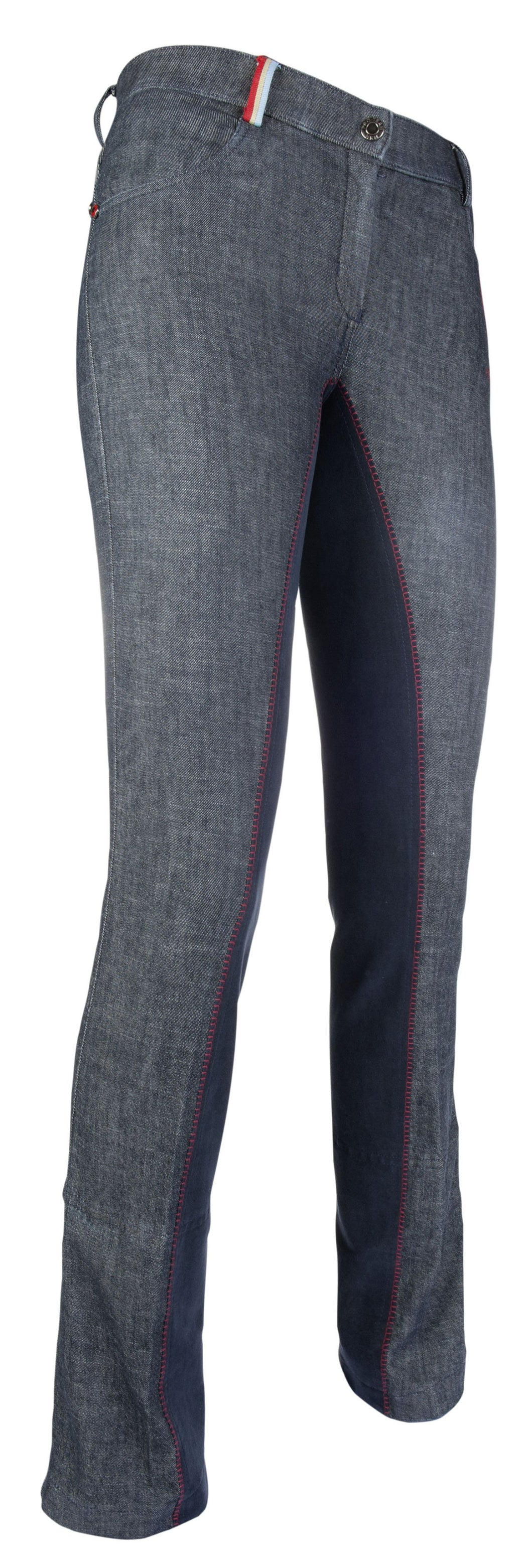 Jodhpur riding breeches-County- Denim 1/1 Alos fu