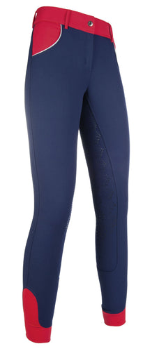 Riding breeches -Hickstead ZOE- 3/4 silicone seat