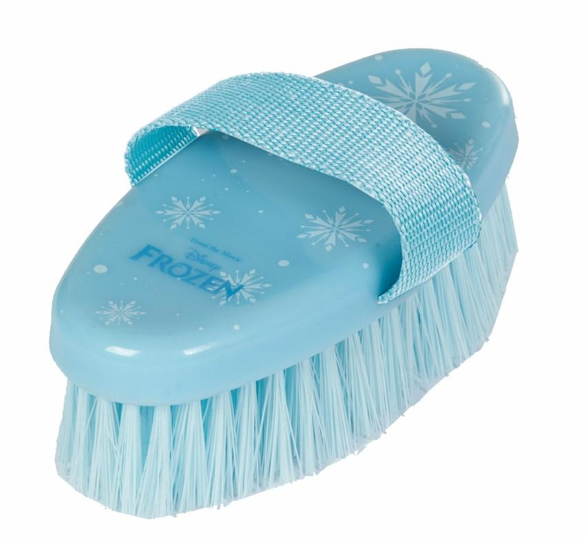 Body Brush Froze -Snowflake-