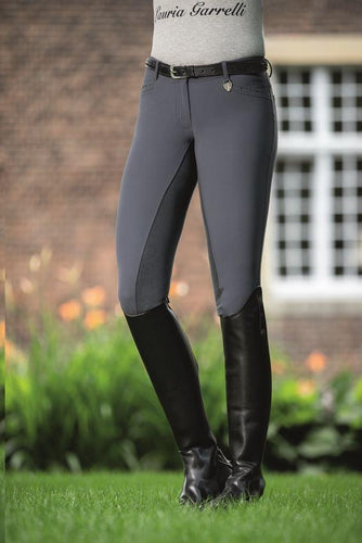 Riding breeches -Limoni PAM Horse- 3/4 Alos seat