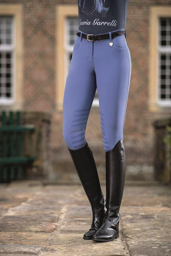 Riding breeches -Limoni PAM Horse- silicone knee