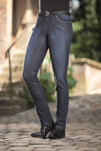 Jodhpur riding breeches -Limoni Straight Leg-