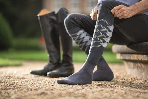 Men's riding socks -San Lorenzo-