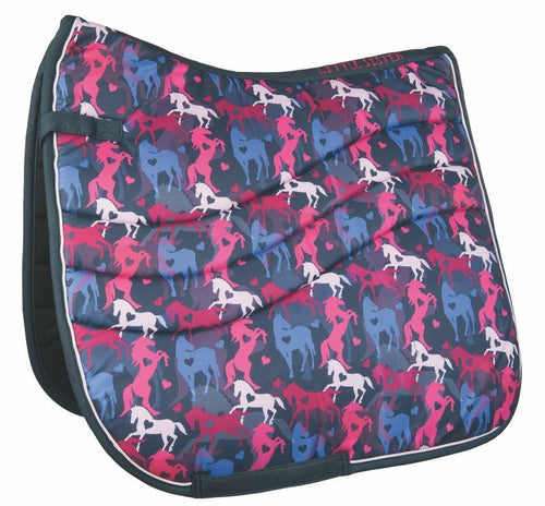 Saddle cloth -Piccola Allover Print-