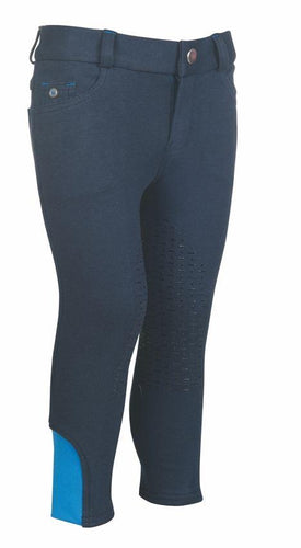 Riding breeches -Royal- knee patch