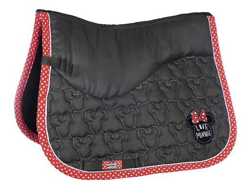 Saddle cloth Disney -Love Minnie-