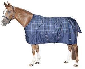 Turnout rug -Posen- with fleece lining