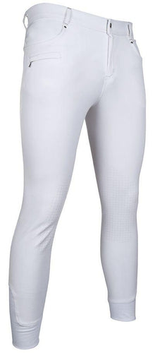 Men's riding breeches -San Lorenzo- s. knee patch
