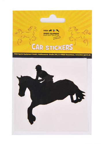 Car sticker -show jumper 3- (Set of 5)