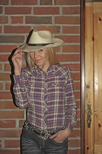 Western blouse -Texas Fashion-