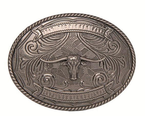 Belt buckle -Texas Longhorn-