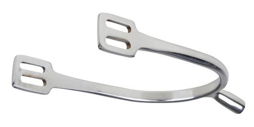 Stainless steel spurs for women spur length 2 cm