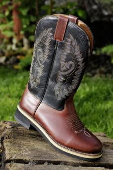 Western boots -Softy cow-