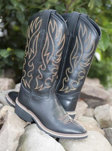 Western boots -Montana-