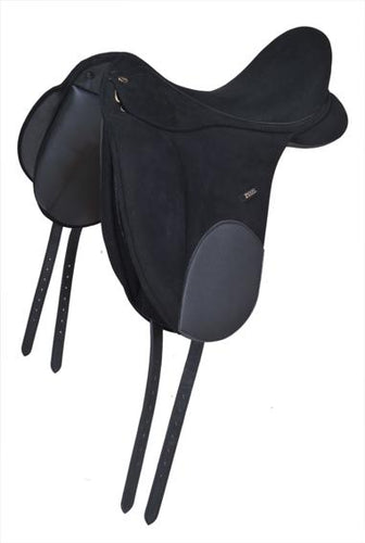 Dressage saddle -Zeus- soft