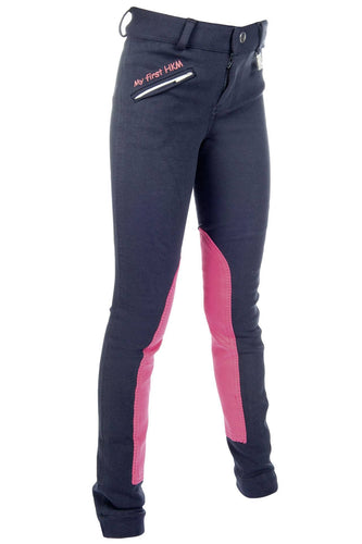 Riding breeches -my first HKM-