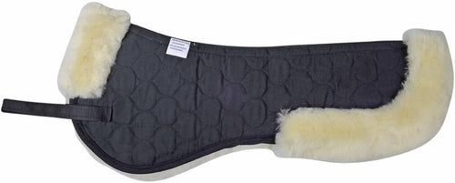 Lambswool saddle pad XL