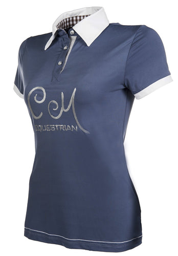 Polo shirt -Soft Powder-