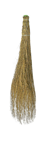 Bamboo broom -without stick-