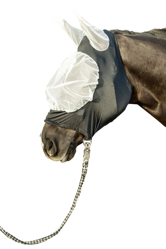Anti-fly mask -extra soft and elastic-