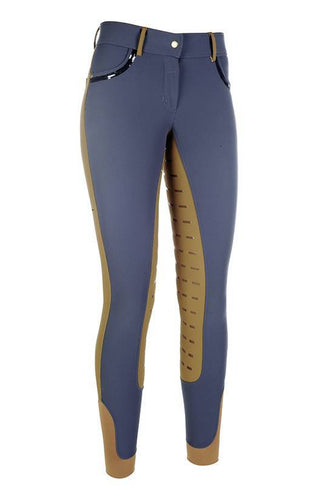 Riding breeches -Siena- silicone full seat