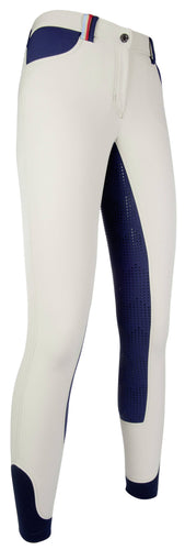 Riding breeches -County- silicone full seat