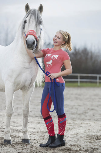 Riding socks -Bibi&Tina- set of 2 pairs (Set of 5)