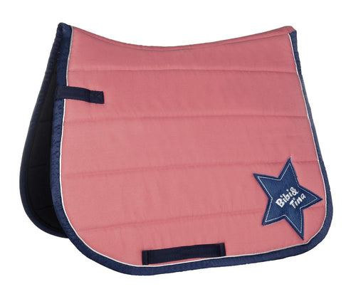 Saddle cloth -Bibi&Tina- Denim Star