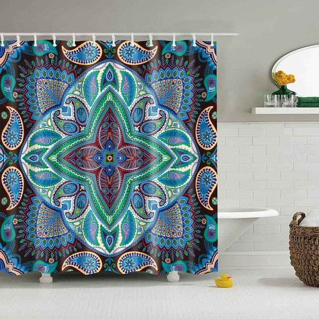 Shower Curtain - Shower Curtain Art