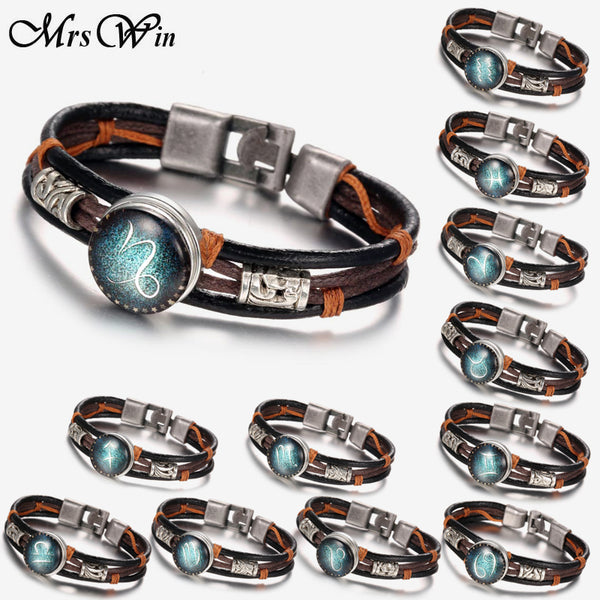 12 Constellation Bracelets - Wel Bell