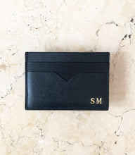 Leather Cardholder, Personalised Cardholder