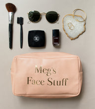 Face Stuff Makeup Bag
