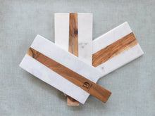 Marble and Wood Cheese Platters