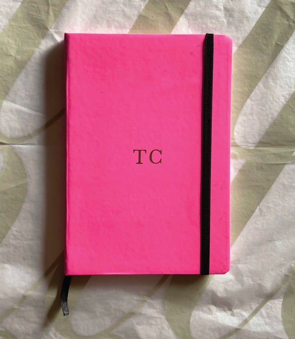 Large Notebook - Pink