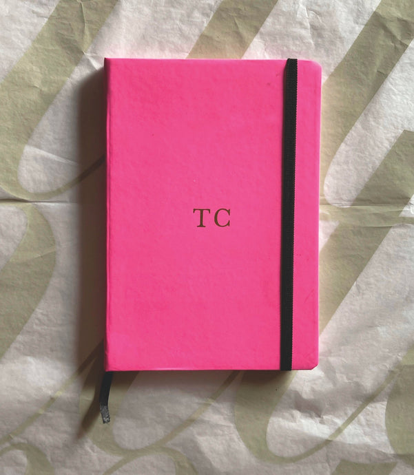 Small Notebook - Pink