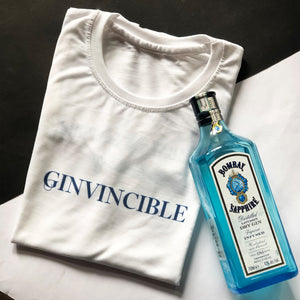 Ginvincible Tee