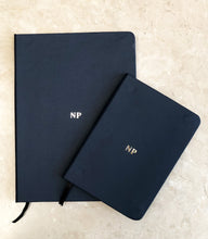 Large Notebook - Blue