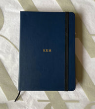 Large and Small Notebook Set - Blue