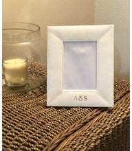 Vegan Leather Photo Frame