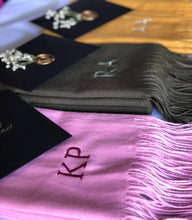 Personalized Stole