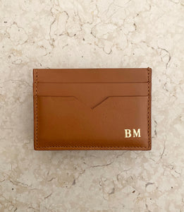 Leather Cardsholders, Personalised Cardholders