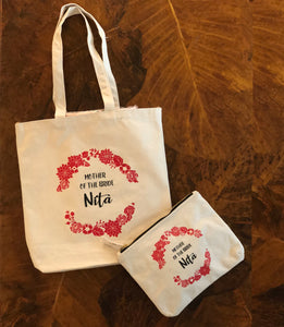 Personalised Canvas Totes, Personalised Canvas Pouches